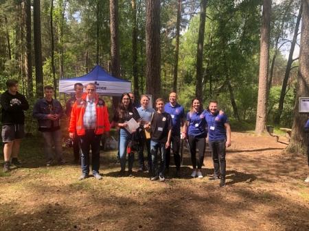 IV miejsce w Mistrzostwach Powiatu z I Pomocy dla ZSE