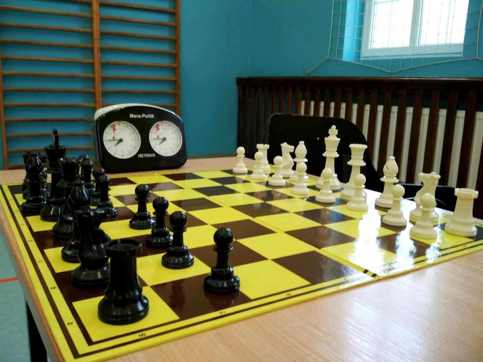 Mistrzostwa Powiatu w szachach drużynowych