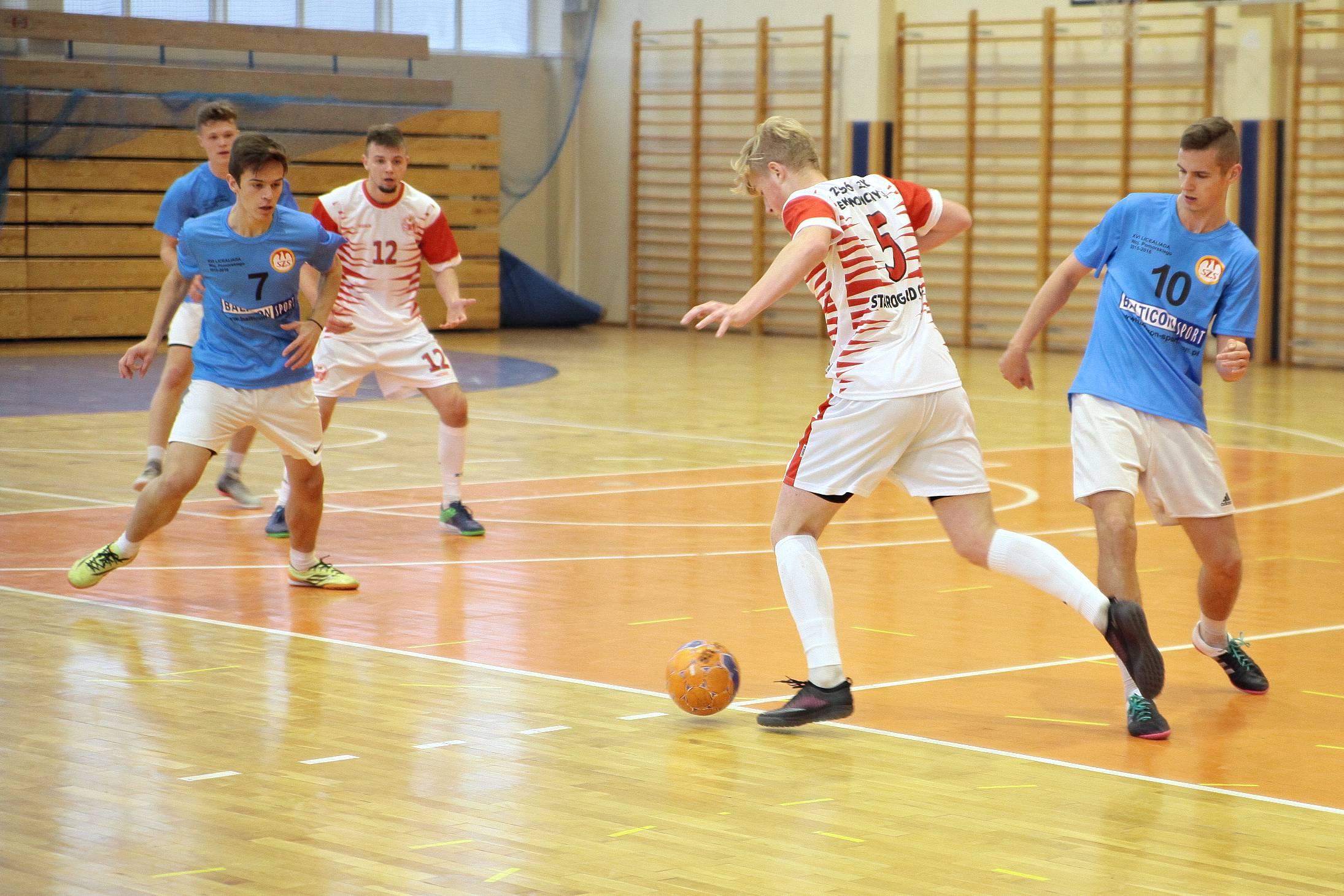 Mistrzostwa Powiatu w Futsalu chłopców