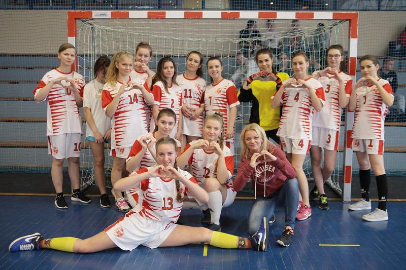 Półfinał Mistrzostw Powiatu w Futsalu dziewcząt