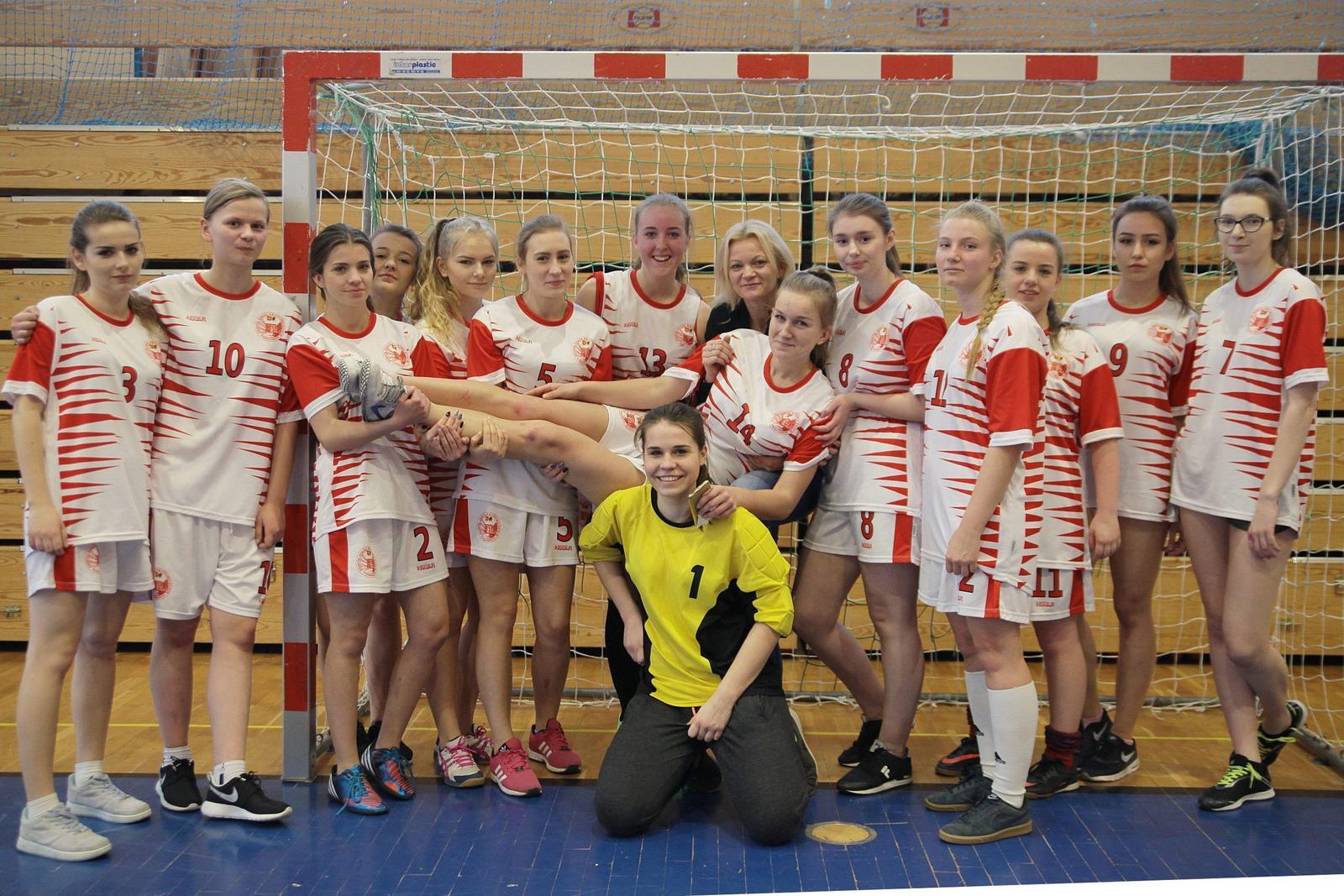Finał Mistrzostw Powiatu w Futsalu dziewcząt