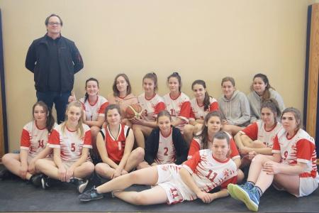 Mistrzostwa Powiatu w Koszykówce