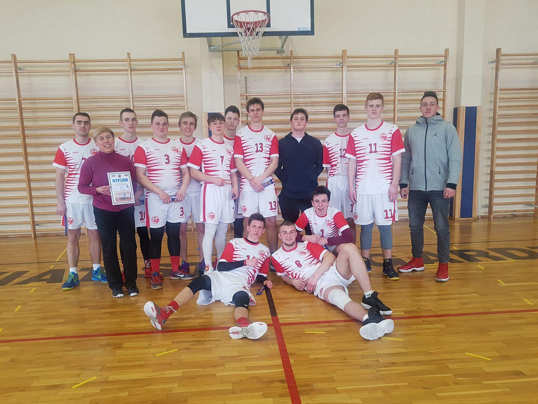 Mistrzostwa Powiatu w Koszykówce chłopców