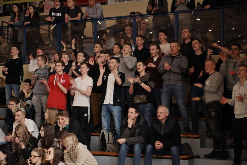 Półfinał Mistrzostw Województwa w Koszykówce chłopców