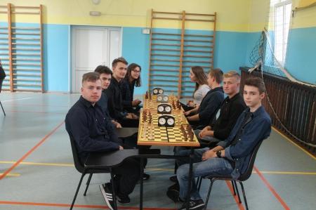 Mistrzostwa Powiatu w szachach drużynowych dziewcząt i chłopców