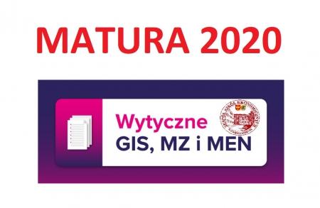 Matura 2020 - Zaczynamy