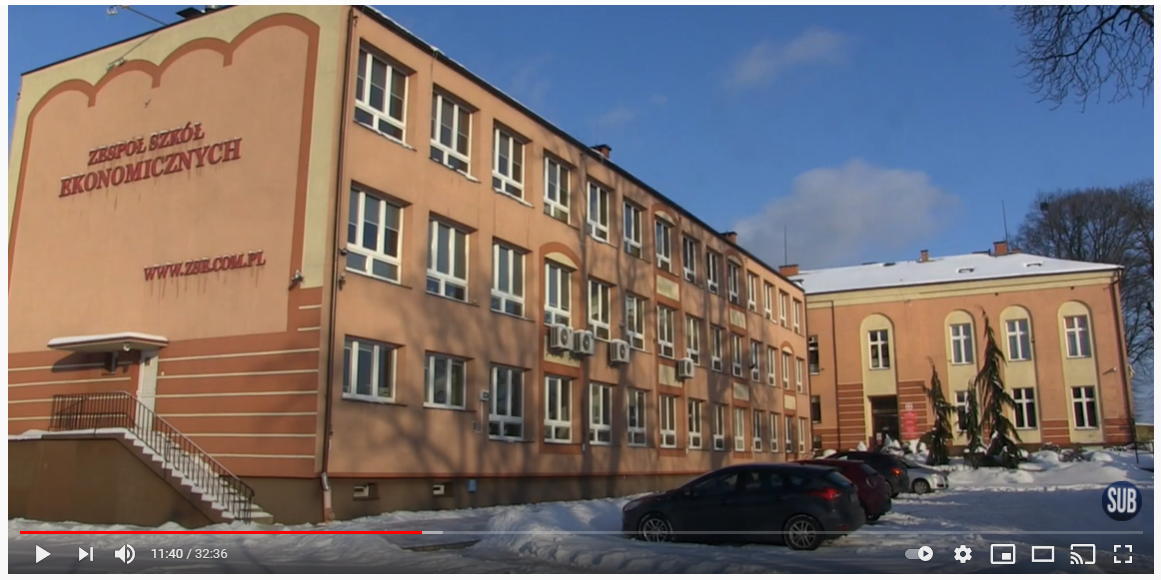 Rekrutacja - film promocyjny szkół powiatu starogardzkiego